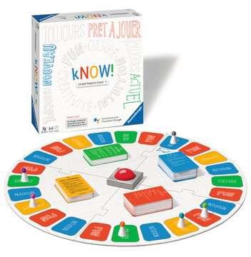 kNOW! Jeux de société;Jeux famille - Image 3 - Ravensburger