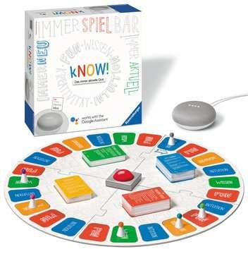 27254 Erwachsenenspiele kNOW! mit Google Home Mini von Ravensburger 2