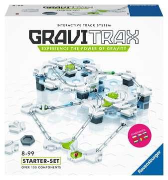 GRAVITRAX-ZESTAW STARTOWY GraviTrax;GraviTrax Zestaw Startowy - Zdjęcie 1 - Ravensburger
