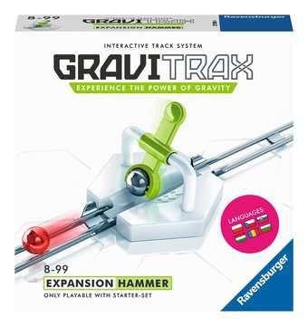 GRAVITRAX-ZESTAW UZUPEŁNIAJĄCY- MŁOTEK GraviTrax;GraviTrax Zestawy uzupełniające - Zdjęcie 1 - Ravensburger