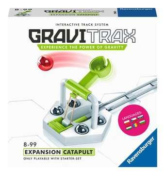 GRAVITRAX-ZESTAW UZUPEŁNIAJĄCY-WYRZUTNIA GraviTrax;GraviTrax Zestawy uzupełniające - Zdjęcie 1 - Ravensburger