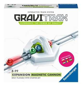 GRAVITRAX-ZESTAW UZUPEŁNIAJĄCY-MAGNETYCZNA ARMATKA GraviTrax;GraviTrax Zestawy uzupełniające - Zdjęcie 1 - Ravensburger