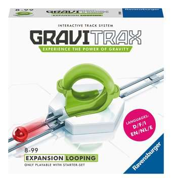 GraviTrax Bloc d Action Looping GraviTrax;GraviTrax Blocs Action - Image 1 - Ravensburger