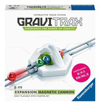 GraviTrax Magnetic Cannon Expansion GraviTrax;GraviTrax Accessories - image 1 - Ravensburger