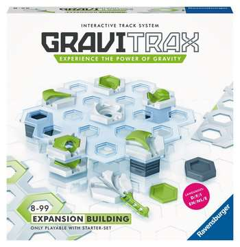 GraviTrax Set d Extension Building / Construction GraviTrax;GraviTrax sets d'extension - Image 1 - Ravensburger