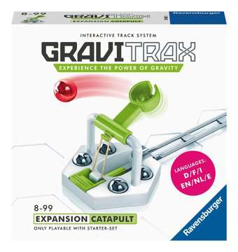 GraviTrax Catapult Expansion GraviTrax;GraviTrax Accessories - image 1 - Ravensburger