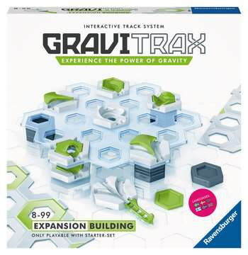 GraviTrax Building GraviTrax;GraviTrax utbyggingssett - Billede 1 - Ravensburger