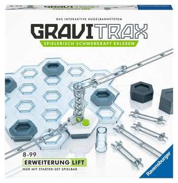 GraviTrax Lift Spiele;Familienspiele - Bild 1 - Ravensburger