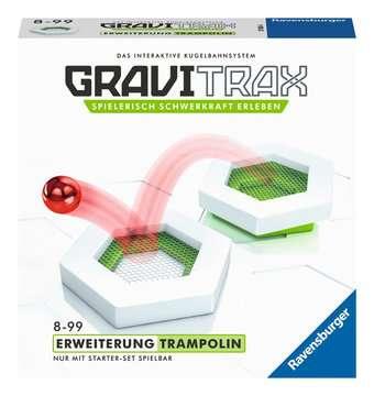 GraviTrax Trampolin Spiele;Familienspiele - Bild 1 - Ravensburger