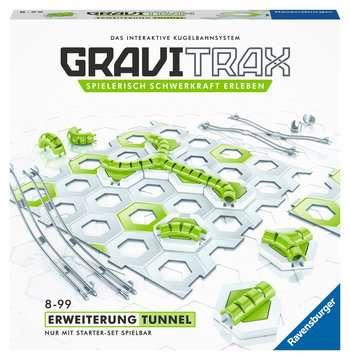 GraviTrax Tunnel Spiele;Familienspiele - Bild 1 - Ravensburger