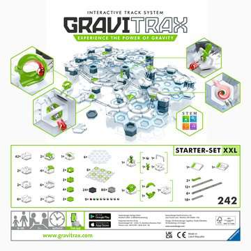 GraviTrax Starter Set XXL GraviTrax;GraviTrax Starter set - Image 2 - Ravensburger