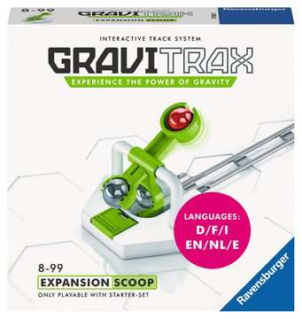 GraviTrax Bloc d Action Scoop GraviTrax;GraviTrax Blocs Action - Image 1 - Ravensburger