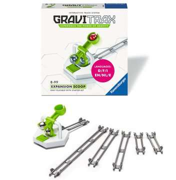GraviTrax Bloc d Action Scoop GraviTrax;GraviTrax Blocs Action - Image 4 - Ravensburger