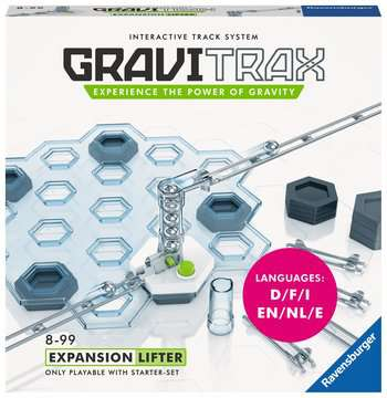 GraviTrax Set d Extension Lifter GraviTrax;GraviTrax sets d'extension - Image 1 - Ravensburger