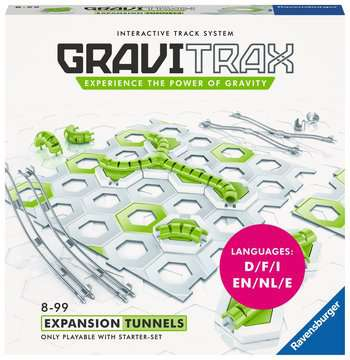 GraviTrax Tunnels GraviTrax;GraviTrax Expansions Sets - immagine 1 - Ravensburger