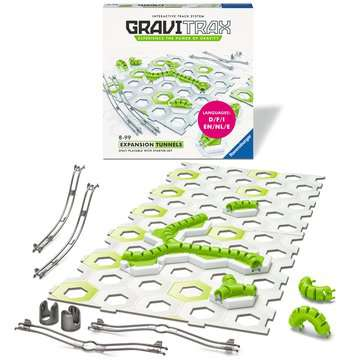 GraviTrax Tunnel Pack Expansion GraviTrax;GraviTrax Expansion Sets - image 2 - Ravensburger