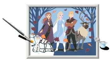 Numéro d art - moyen - Disney La Reine des Neiges 2, Anna et ses amis Loisirs créatifs;Peinture - Numéro d'Art - Image 3 - Ravensburger