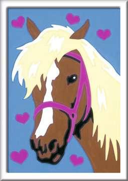27693 Malen nach Zahlen Liebes Pferd von Ravensburger 2
