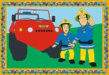 27772 Malen nach Zahlen Feuerwehrmann Sam von Ravensburger 3