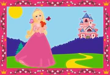 27778 Malen nach Zahlen Kleine Prinzessin von Ravensburger 2