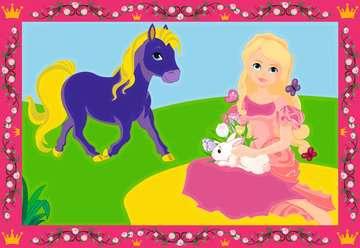 27778 Malen nach Zahlen Kleine Prinzessin von Ravensburger 3