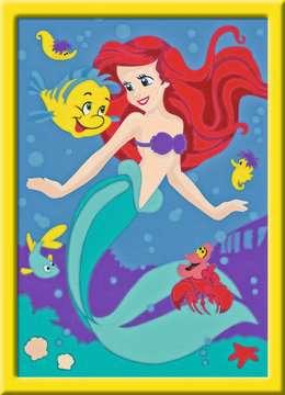 27787 Malen nach Zahlen Arielle, die Meerjungfrau von Ravensburger 2
