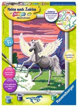 27791 Malen nach Zahlen Traumhafter Pegasus von Ravensburger 1