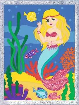 Kleine Meerjungfrau Malen und Basteln;Malen nach Zahlen - Bild 2 - Ravensburger
