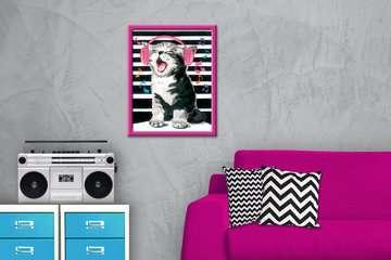 Zingende kat Hobby;Schilderen op nummer - image 3 - Ravensburger