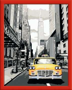 New York City Malen und Basteln;Malen nach Zahlen - Bild 2 - Ravensburger