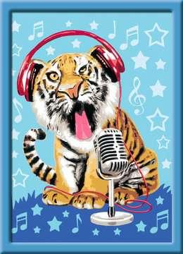 Singing Tiger Malen und Basteln;Malen nach Zahlen - Bild 2 - Ravensburger