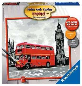 London Malen und Basteln;Malen nach Zahlen - Bild 1 - Ravensburger