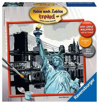 New York City Malen und Basteln;Malen nach Zahlen - Bild 1 - Ravensburger