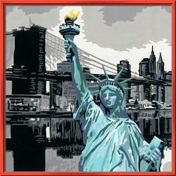 New York City Hobby;Schilderen op nummer - image 2 - Ravensburger