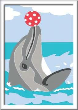 28465 Malen nach Zahlen Delfin von Ravensburger 2