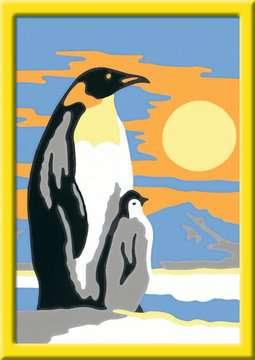 28466 Malen nach Zahlen Süße Pinguine von Ravensburger 2