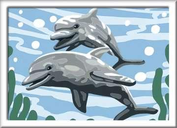 Freundliche Delfine Malen und Basteln;Malen nach Zahlen - Bild 2 - Ravensburger