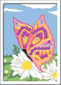 28474 Malen nach Zahlen Schmetterling von Ravensburger 2