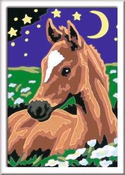 28507 Malen nach Zahlen Atelier Pferde von Ravensburger 4