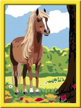 28515 Malen nach Zahlen Pferdeglück von Ravensburger 2