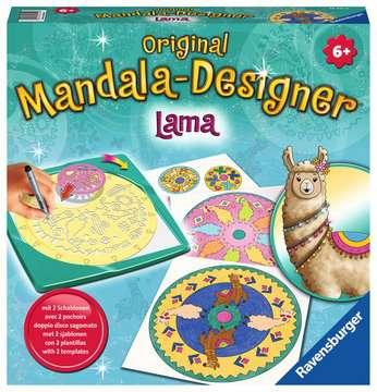 Mandala  - midi - Lama Loisirs créatifs;Dessin - Image 1 - Ravensburger