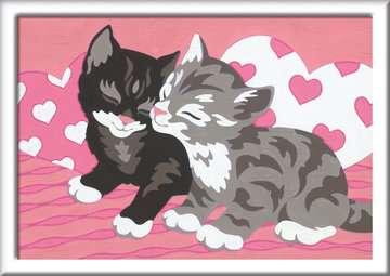 Numéro d art - mini - Adorables chatons Loisirs créatifs;Peinture - Numéro d'Art - Image 2 - Ravensburger