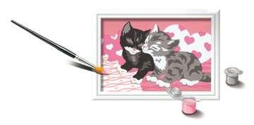 Numéro d art - mini - Adorables chatons Loisirs créatifs;Peinture - Numéro d Art - Image 3 - Ravensburger