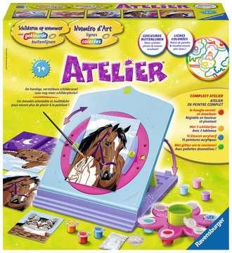 Atelier® Loisirs créatifs;Peinture - Numéro d art - Image 1 - Ravensburger