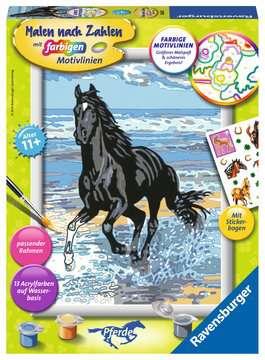 28565 Malen nach Zahlen Pferd am Strand von Ravensburger 1