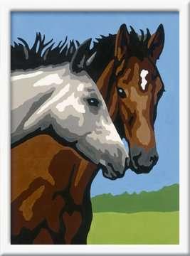 Paardenvriendschap Hobby;Schilderen op nummer - image 2 - Ravensburger