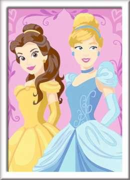Belle & Cinderella Malen und Basteln;Malen nach Zahlen - Bild 2 - Ravensburger