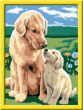 Numéro d art - moyen - Amour maternel Loisirs créatifs;Peinture - Numéro d'Art - Image 2 - Ravensburger