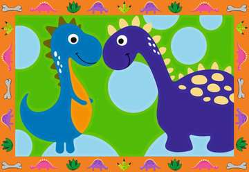 28694 Malen nach Zahlen Land der Dinosaurier von Ravensburger 3