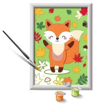 Numéro d art - petit - Renard Loisirs créatifs;Peinture - Numéro d Art - Image 3 - Ravensburger